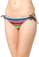 RIP CURL Womens Ocean Stripes Classic Bikini Pant solid black