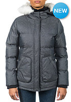 RIP CURL Womens Oulu Jacket black marled