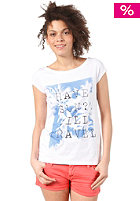 RIP CURL Womens Palmy S/S T-Shirt optical white