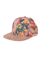 RIP CURL Womens Paradise Found Flat Peak coral