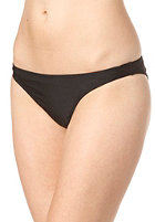 RIP CURL Womens Plain Fixed Classic Bikini Pant black