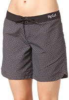 RIP CURL Womens Plumetis Boardshort solid black