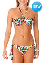 RIP CURL Womens Praya Bandeau Bikini Set multico