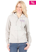 RIP CURL Womens Quiver Rawedge Hooded Zip Sweat heather grey