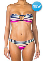 RIP CURL Womens Radiance Loop Bandeau Bikini Set navy