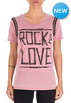 RIP CURL Womens Rock And Love dusty rose
