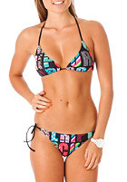 RIP CURL Womens Sandy Triangle Bikini Set black
