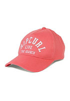 RIP CURL Womens Schoolies Snap Tab strawberry pink