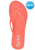 RIP CURL Womens Shadow Nbu Sandals coral