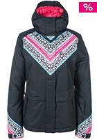 RIP CURL Womens Sorcha Engineered Snowboard Jacket teaberry
