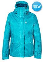 RIP CURL Womens Sorcha Printed Snowboard Jacket bluebird