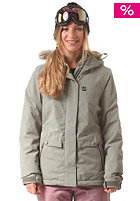 RIP CURL Womens Sorcha Wax Jacket dusty olive