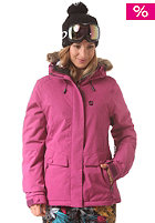 RIP CURL Womens Sorcha Wax Jacket magenta purple