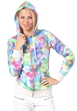 RIP CURL Womens South Bay Hooded Zip Sweat multicolor 