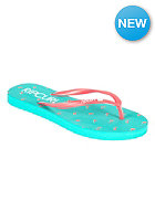 RIP CURL Womens Summer Punch pink/teal