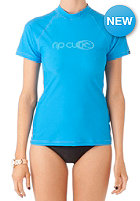 RIP CURL Womens Sunny Days Relaxed S/S blue