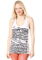 RIP CURL Womens Surf Chicas Tank Top white