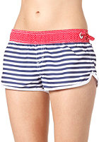 RIP CURL Womens Surf Side Stripes Boardshort skipper blue