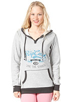 RIP CURL Womens Teresa Hooded Sweat cement marle