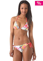 RIP CURL Womens Tessie Triangle Bikini Set white