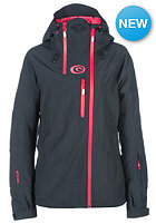 RIP CURL Womens Ultimate Gum Snowboard Jacket jet black