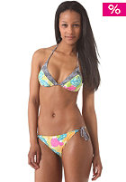 RIP CURL Womens Wild Flower Triangle Top Set white