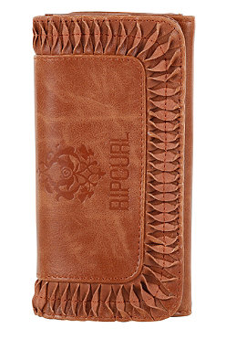 RIP CURL Womens Wind Rose Wallet camel
