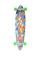 RIVIERA Longboard Big Red 9.00 blue