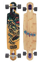 RIVIERA Longboard Kung Fu Kitty 9.50 natural