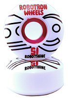 ROBOTRON  Wheels BFF Robothane  51mm white/red