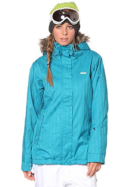 ROJO Womens One And Only Jacket carribean blue