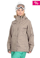 ROJO Womens The Paladium Jacket taupe