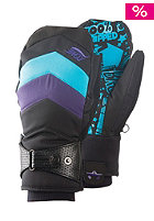 ROME Womens Everlast Glove cyan/black