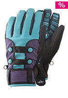 ROME Womens Norfolk Glove cyan/purple