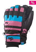 ROME Womens Reign Glove cyan/pink