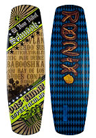 RONIX El Von Videl Schnook Nucore Wakeboard 141.1 cm unripe banana