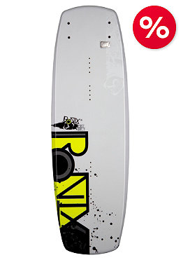 RONIX Wakeboard District Sintered 143cm ceramic white/gp yellow