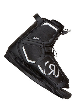 RONIX Wakeboarding Divide Boot black/silver