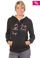 ROXY Better To Surf Hooded Zip Sweat black
