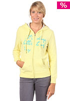 ROXY Better To Surf Hooded Zip Sweat blazing yellow