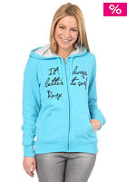 ROXY Better To Surf Hooded Zip Sweat neon blue