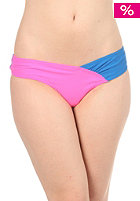 ROXY Color Block Sweetheart Bikini Pant pacific blue