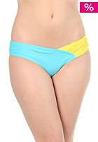 ROXY Color Block Sweetheart Bikini Pant sunglow yellow