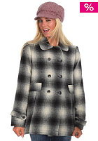 ROXY Day and Nite Plaid Jacket true black