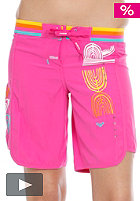 ROXY Day Tripper Boardshort hot pink
