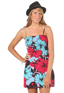 ROXY Happy Day Dress neon berry
