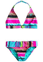 ROXY Kids 70s Halter Set W/Cups Bikini tropical pink