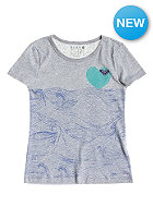 ROXY Kids Basic S/S T-Shirt heritage heather