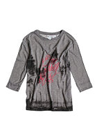 ROXY Kids Be There A G Tees Longsleeve cool grey