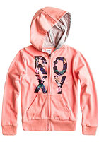 ROXY Kids Coahoma C Hooded Zip Sweat peach orange